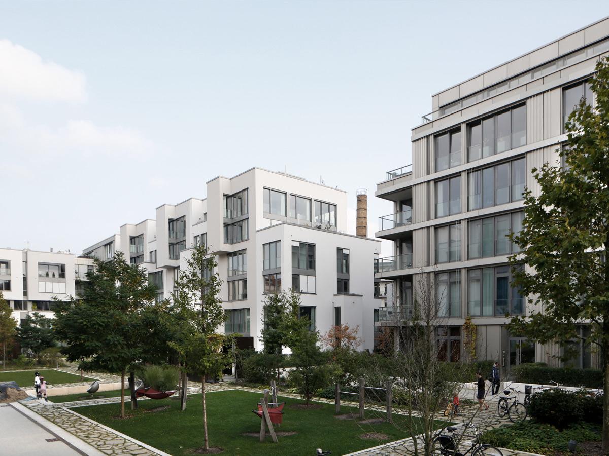 Marthashof Urban Village in Berlin
