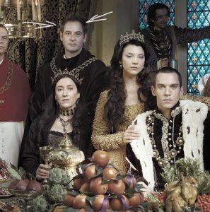 Thomas Morus brachte es bis zu seiner Hinrichtung auch politisch weit. Im Bild: Thomas More (Jeremy Northam) in der Fernsehserie Die Tudors