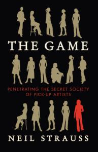 """Neil Strauss, ein Rolling-Stone-Journalist, machte mit seinem Buch The Game (2005) die Öffentlichkeit mit der Pickup-Szene vertraut. Während zwei Jahren tauchte Strauss alias """"Style"""" in die Subkultur ein und wurde selbst zu einem der größten Aufreisser, wie er selbst von sich behauptete."""