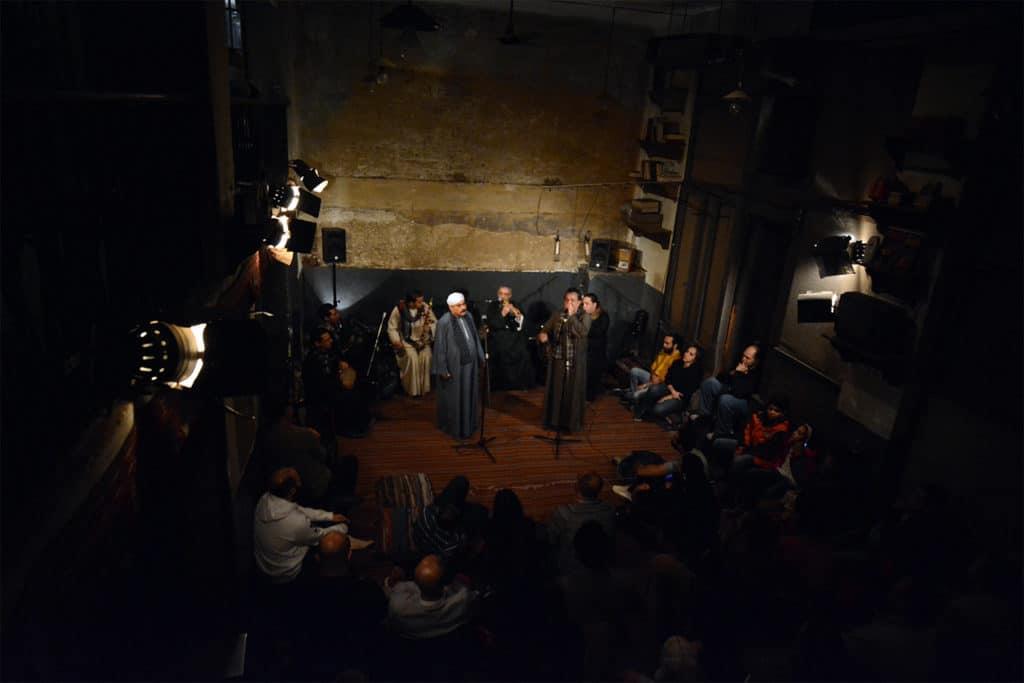 Konzert im Makan (Bild: Susanna Petrin)