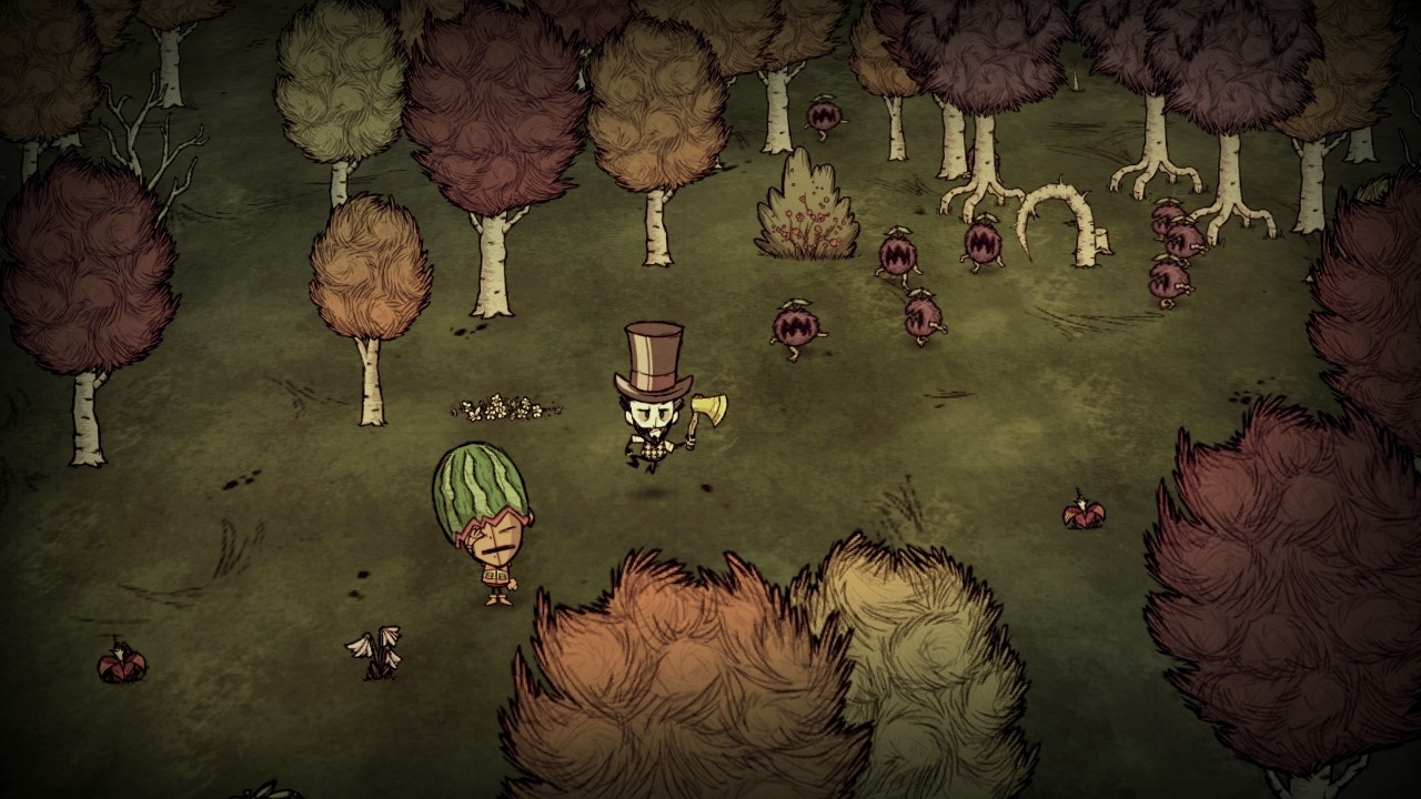Don't starve (2013). Bild: gamestar.de