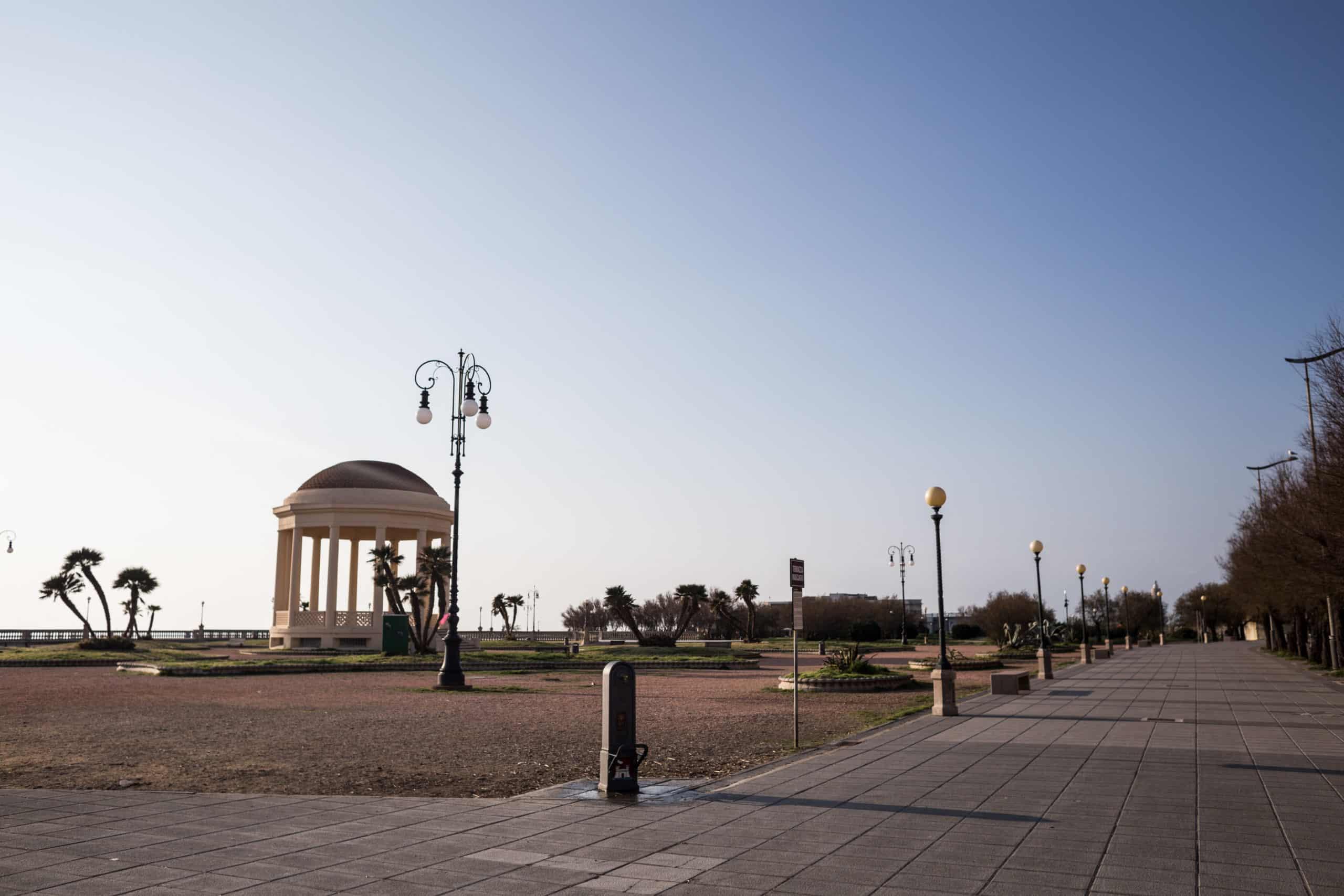 Strandpromenade von Livorno (© Giacomo Sini)