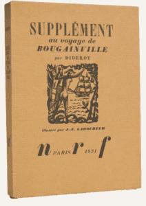Diderot, Denis. 1796 [1921]. <em>Supplément au voyage de Bougainville</em>